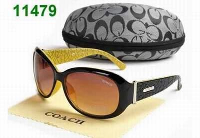 lunette coach attirance prix,lunettes soleil golf coach,lunettes de soleil  coach damier 475f632987dc
