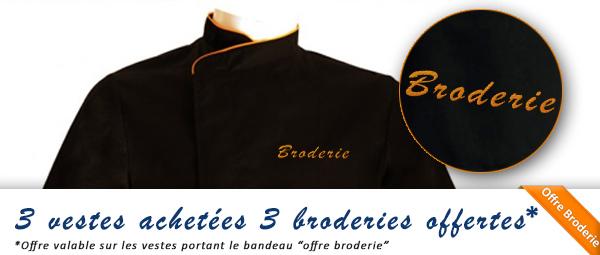 Veste cuisine chef veste noir cuisine signification veste - Veste cuisine homme personnalise ...